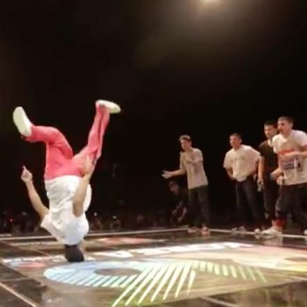Takım 34 (Break Dance)