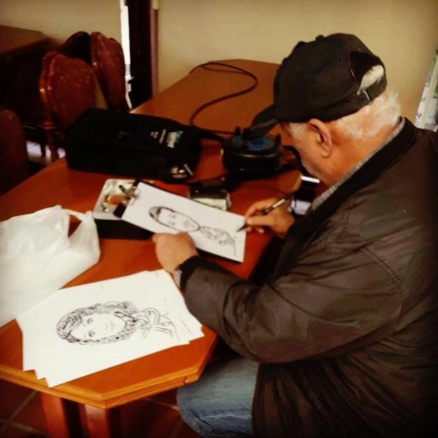 Karikatür Çalışması