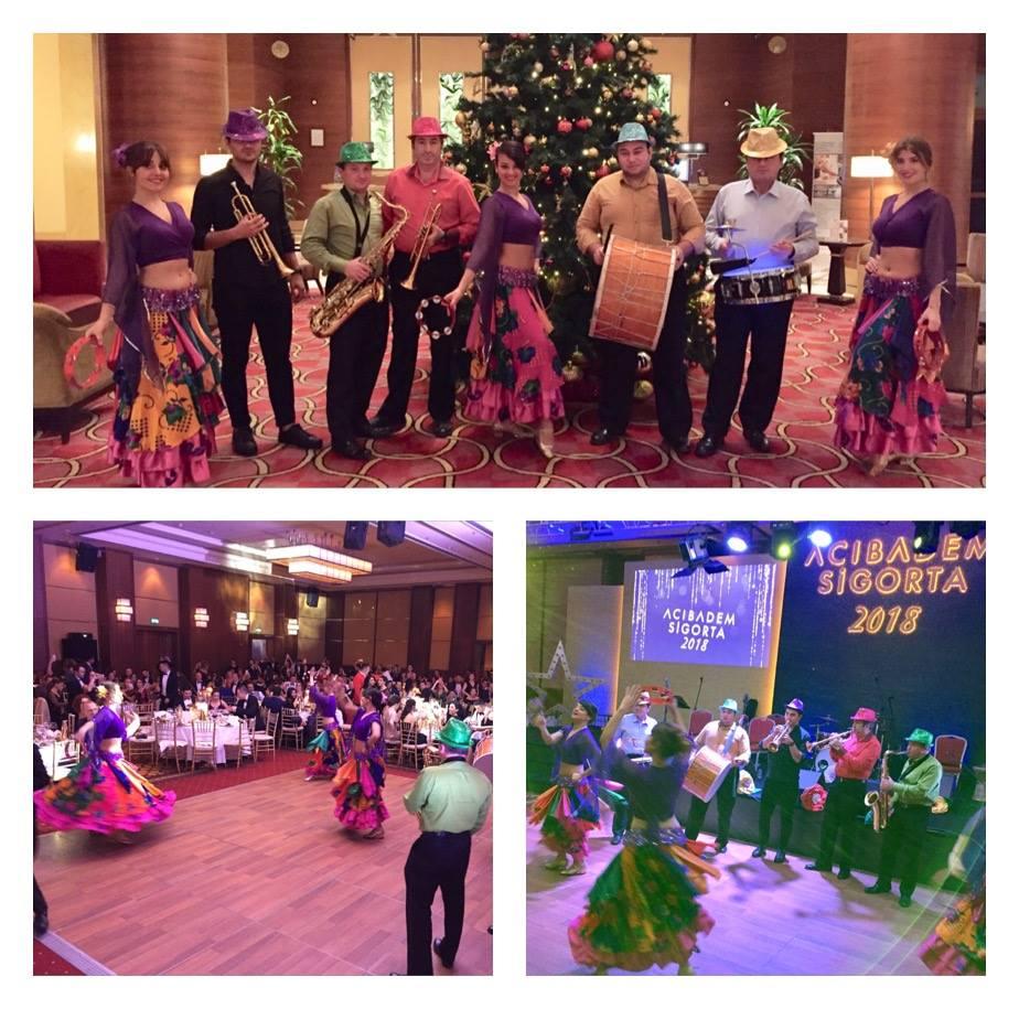 Balkan Bando & Dans