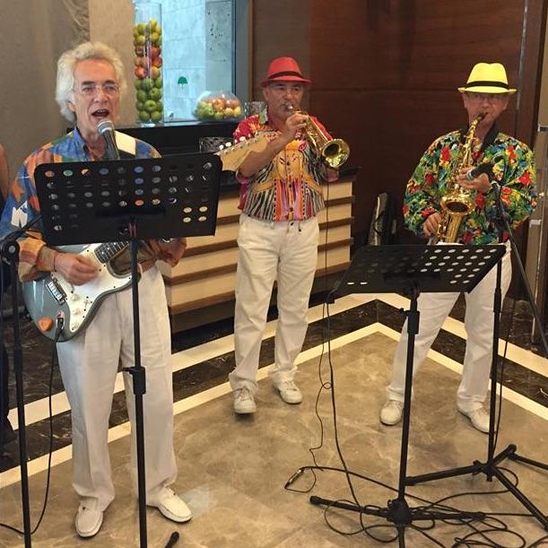 Latin Trio