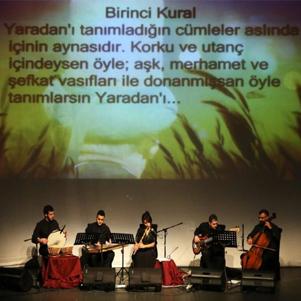 Burcu Karadağ Project 40