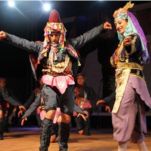 Türk Halk Dansları