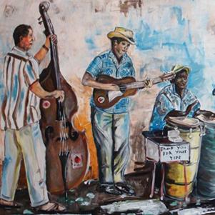 Latin Dansları Müzik Grubu