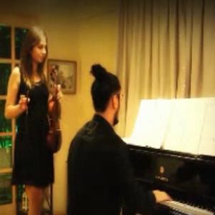 Piyano & Keman